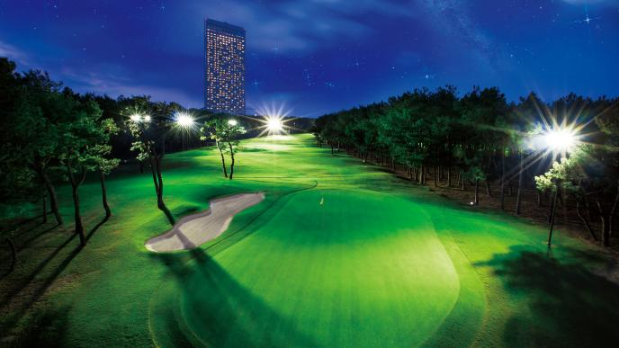ナイターも楽しむ「ホシゾラ★ゴルフ」2020年3月7日より再開!