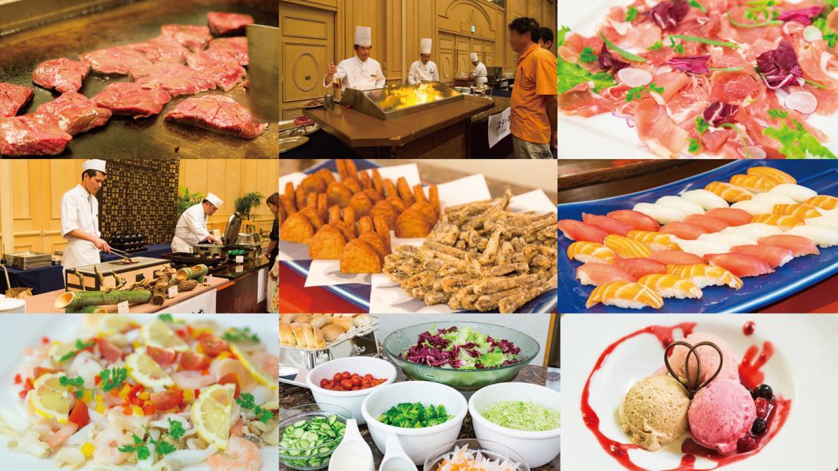 シーガイアの夏休み2019スペシャルディナー