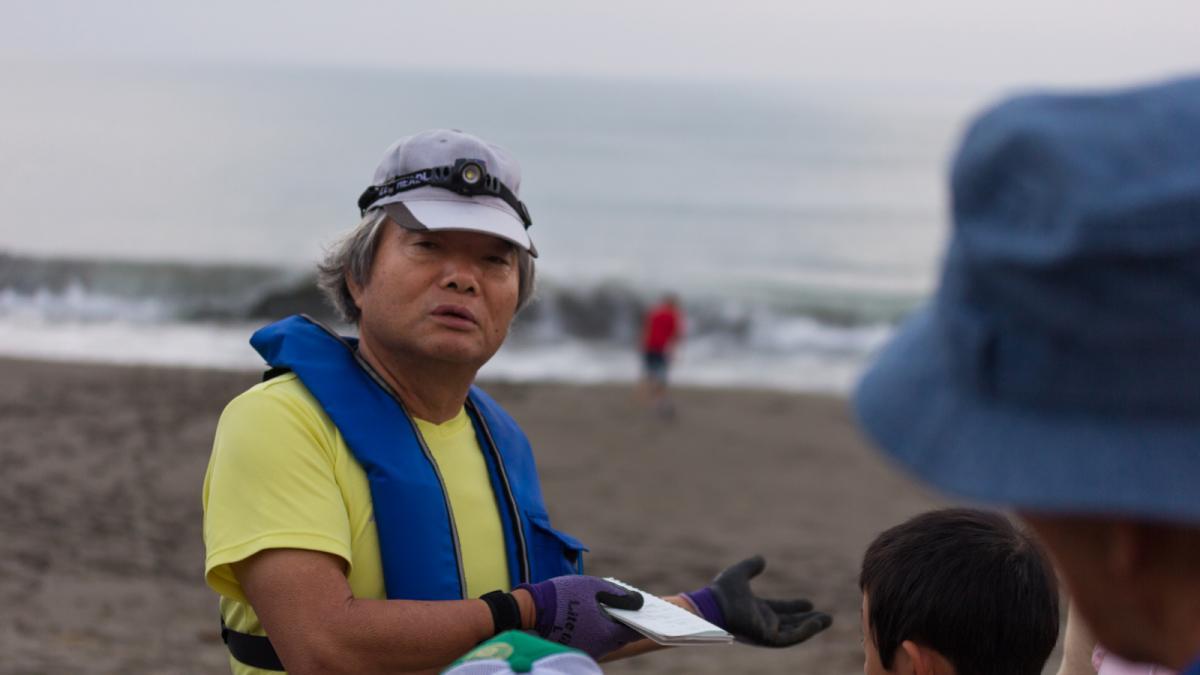 シーガイアの夏休み2019新富町で「ウミガメの生態を学ぶ」2